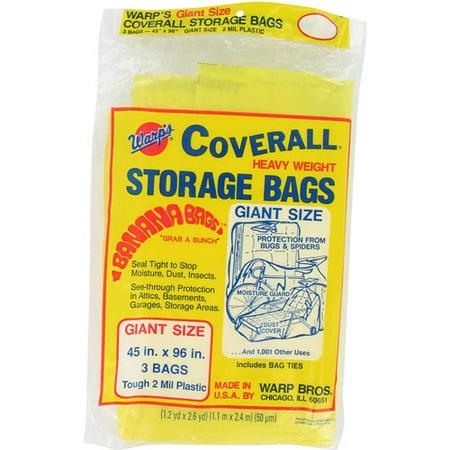 Banana Storage Bag - Warps CB-45 3-Count 45