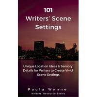 101 Writers' Scene Settings - eBook