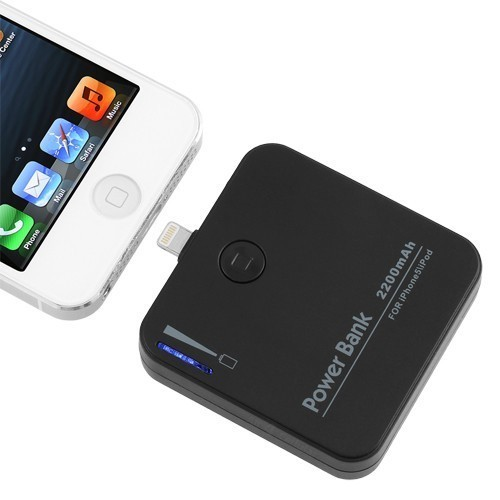 Cordless Power Extender for iPhone and iPad