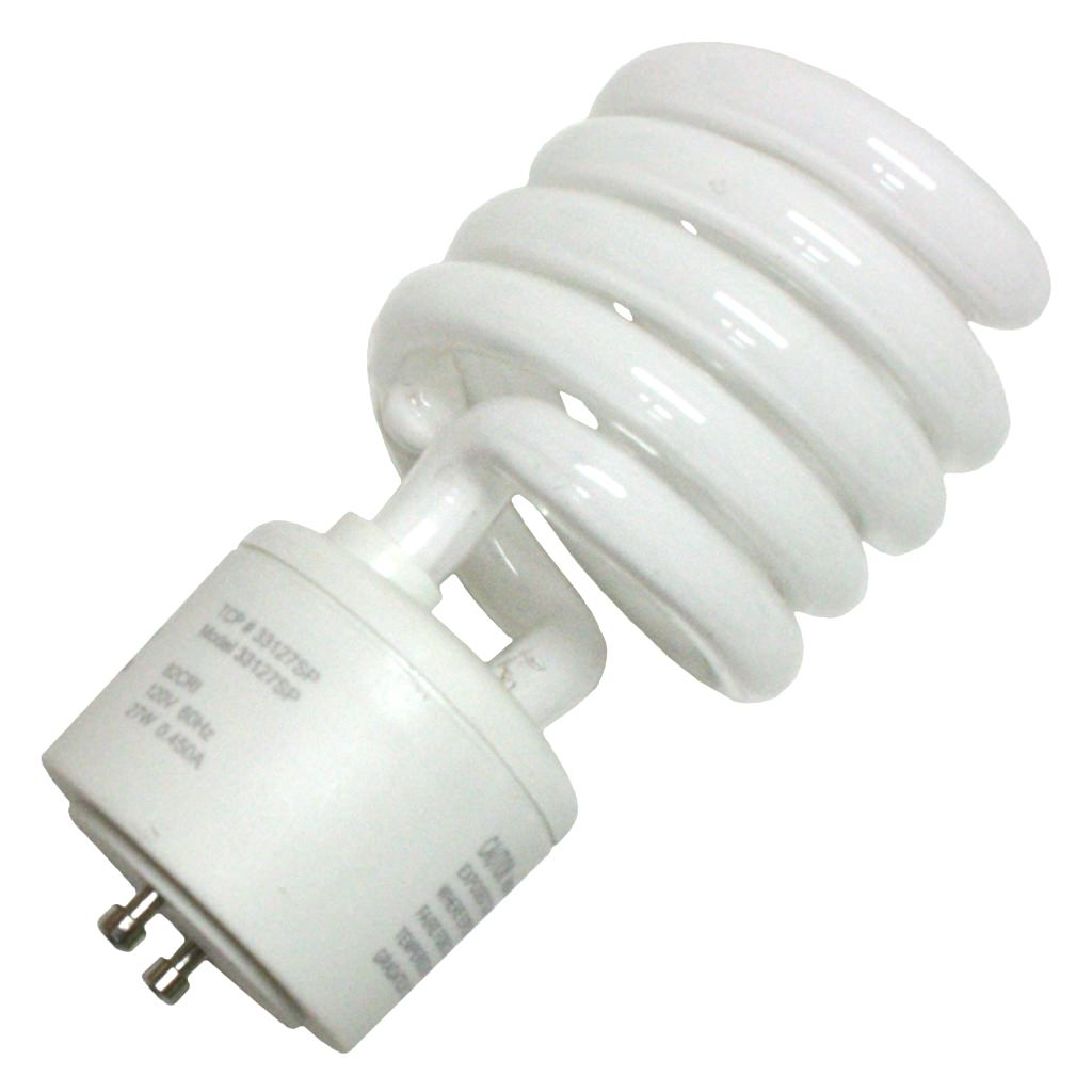 TCP 08332 - 33127SP50K Twist Style Twist and Lock Base Compact Fluorescent Light Bulb