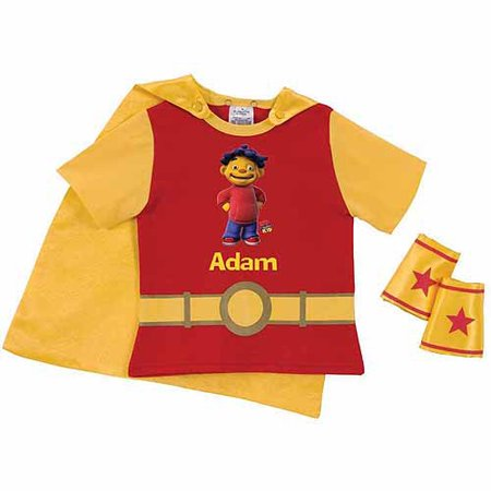 Personalized Sid the Science Kid Super Toddler Boy - Kids Personalized