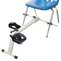 CanDo Chair Cycle Pedal Exerciser and Accessories