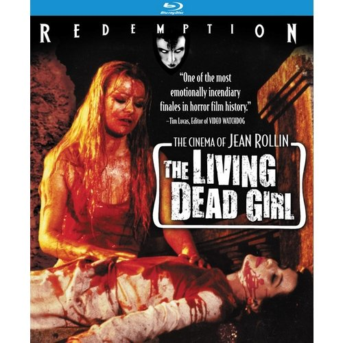 The Living Dead Girl (French) (Blu-ray)
