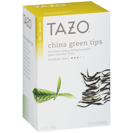Tazo tea china green tips