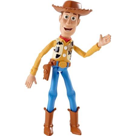 Disney Toy Story Sheriff Woody Action Figure