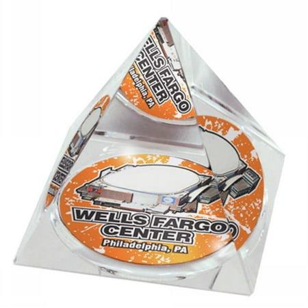 Paragon Innovations Company Wellsfargohkpyr Nba Wells Fargo Center Crystal Pyramid