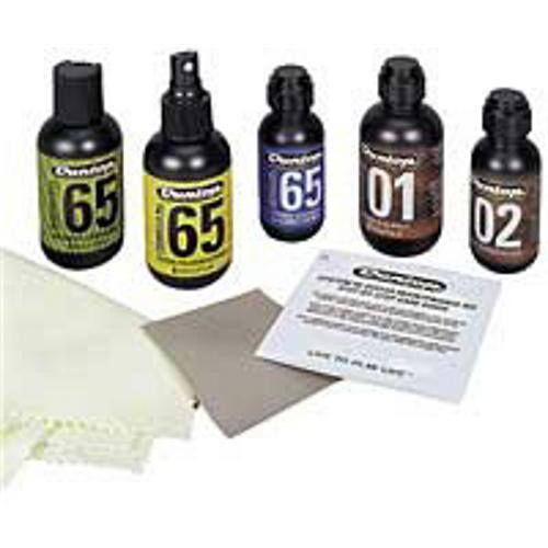 Dunlop System 65 Guitar Care and Maintenance Kit