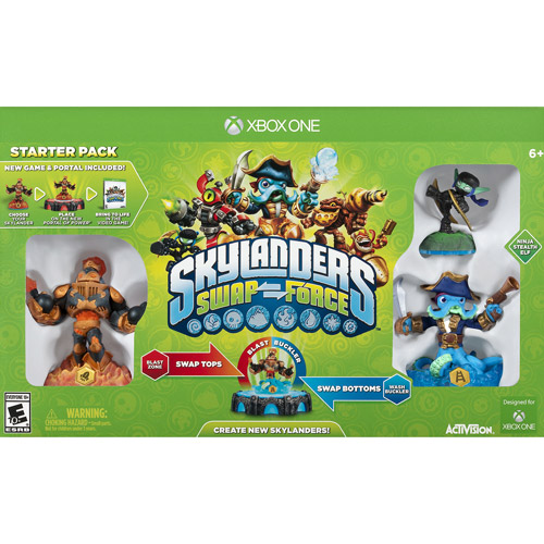 Skylanders Swap Force Starter Pack (Xbox One)