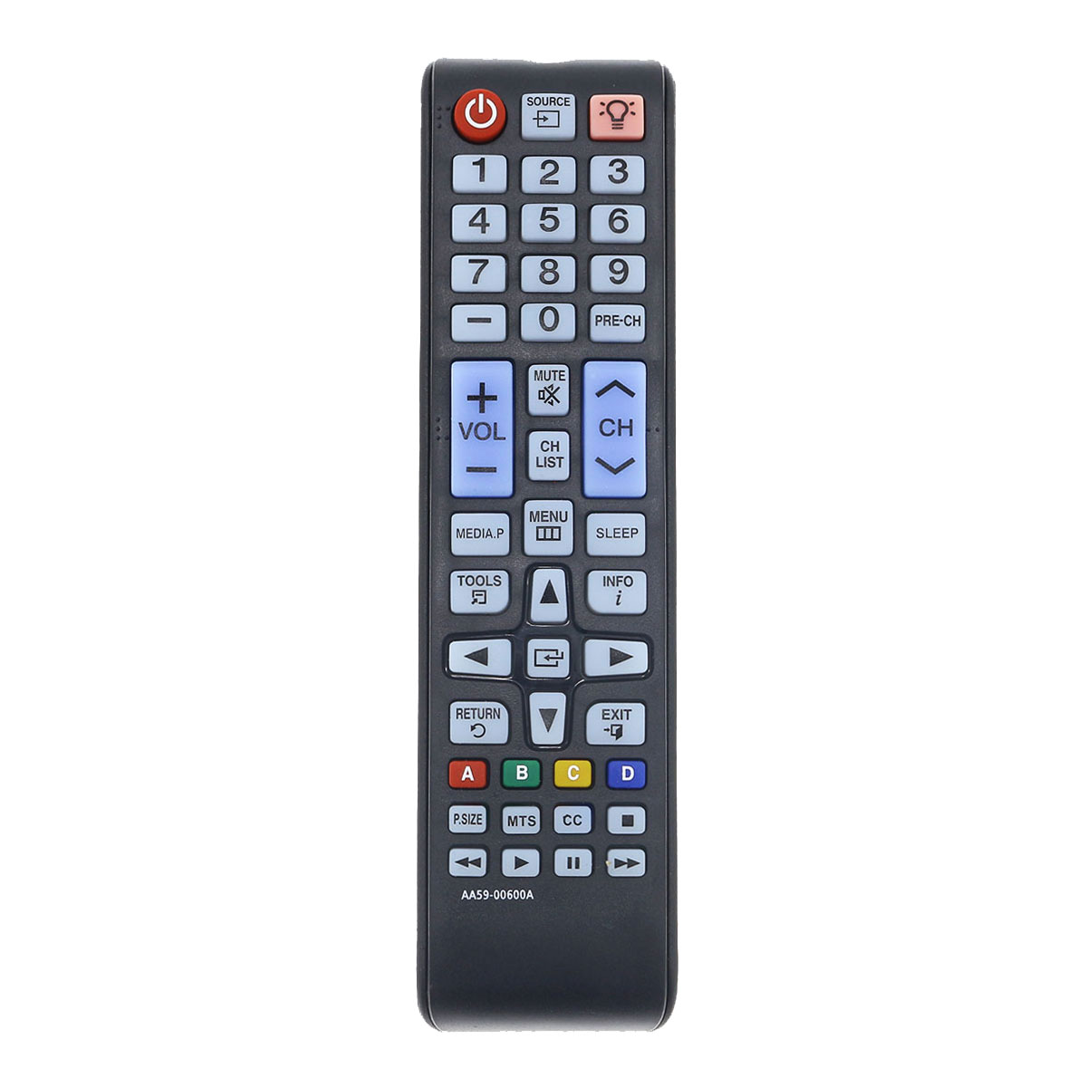 Replacement TV Remote Control for SAMSUNG UN32F5050 Television