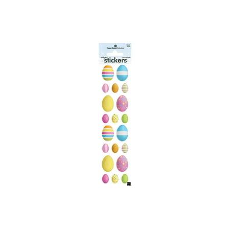 Paper House Sticker Easter Eggs - Easter Goods