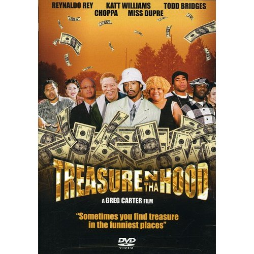 Treasure N Tha Hood (Widescreen)