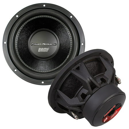 - Power Acoustik BAMF 152 3,800W BAMF Series 15