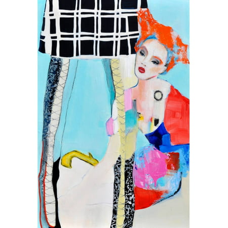 Dress Up Game 2 Painting Print On Wrapped Canvas