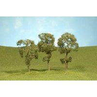 """Bachmann N Scale Train Scenescapes 2""""- 2"""" Maple Trees (4 Per Box) 32111"""