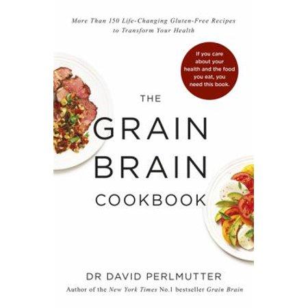 Grain Brain Cookbook: More Than 150 Life-Changing Gluten-Free Recipes to Transform Your Health - Halloween Recipes Jello Brain