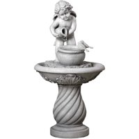 Mainstays Cherub Fountain