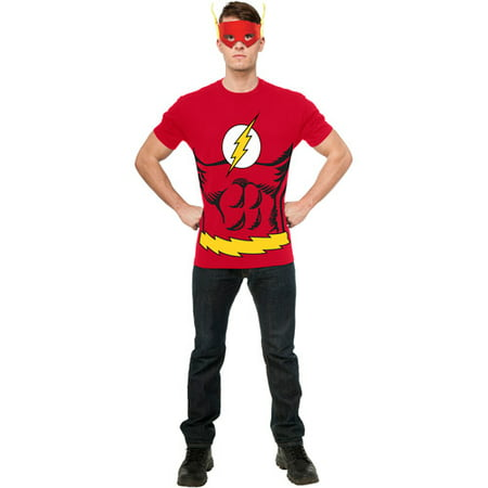 Flash Tshirt Mens Halloween Costume (T Pain Halloween)