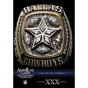 NFL America's Game: Dallas Cowboys Super Bowl XXX (DVD) by CINEDIGM