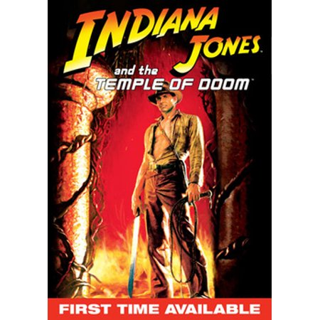 Indiana Jones And The Temple Of Doom (DVD) (Indiana Jones And The Temple Of Doom Script)
