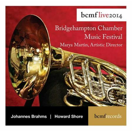 Festival Chamber Music - Bridgehamton Chamber Music Festival BCMF Live