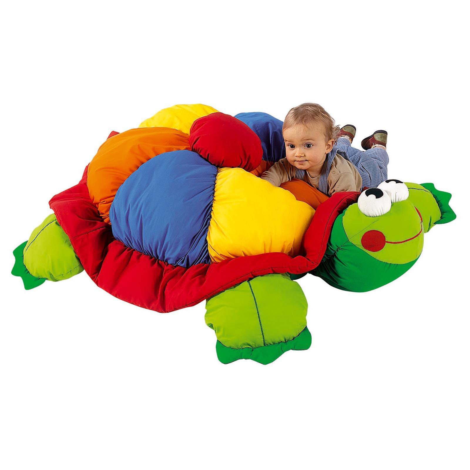 Wesco Trevor the Turtle Giant Floor Cushion