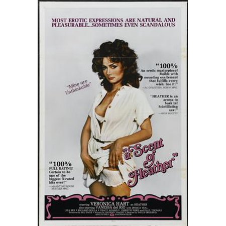 Scent Of Heather Movie poster Metal Sign 8inx 12in