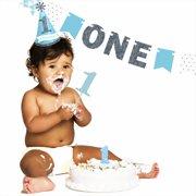 1st Birthday Boy - Smash Cake Kit - High Chair Decorations