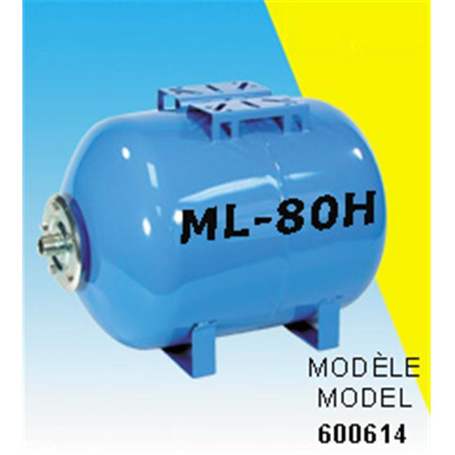 Bur-Cam Pumps 600614B Reservoir A Diaphragme 20. 0 Gal