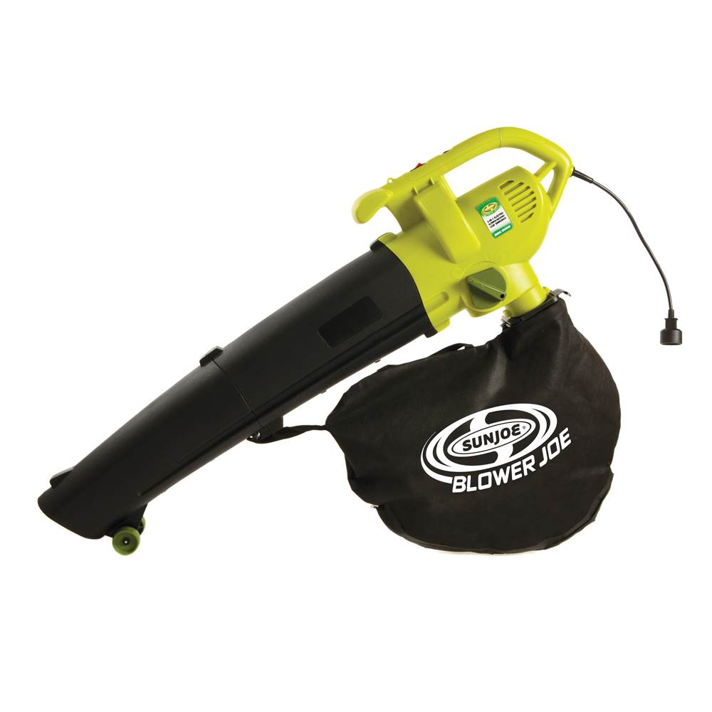 Sun Joe 3-in-1 Blower Vacuum and Leaf Shredder