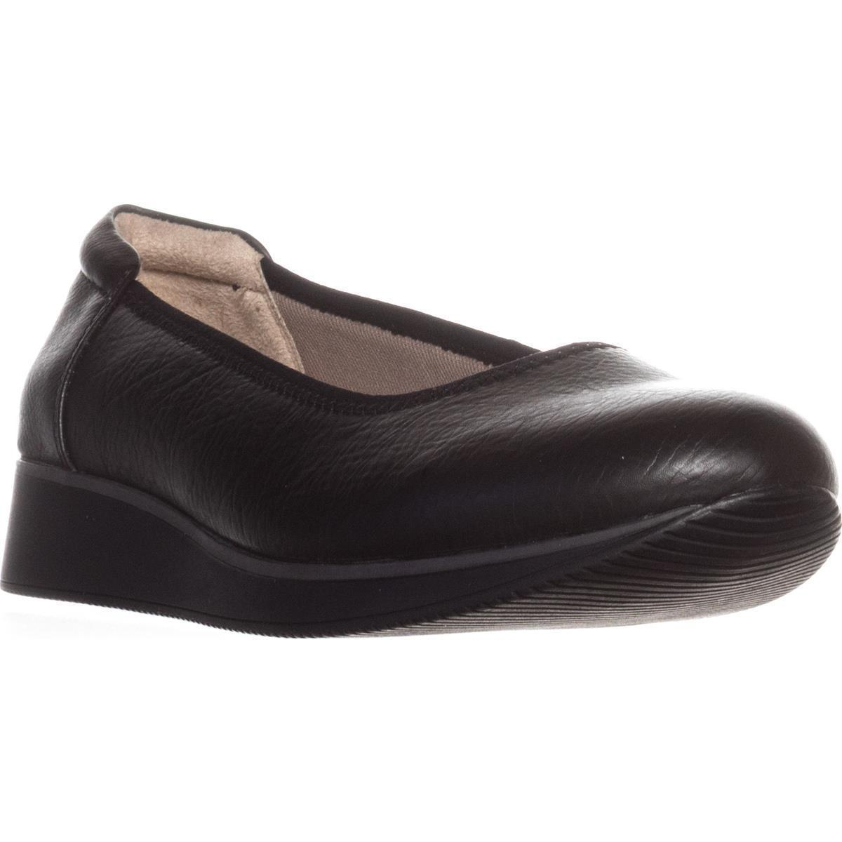 Womens Naturalizer Fancie Flat Comfort Loafers, Black by Naturalizer