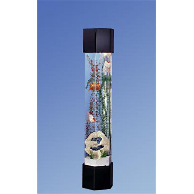 Midwest Tropical HT-2 14 inch Hexaround Aqua Tower