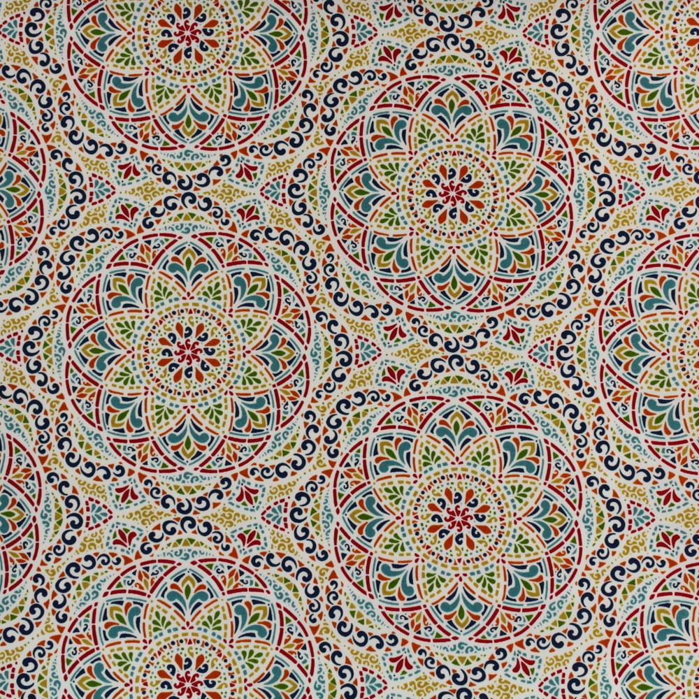 """Berkshire Home Zen Fiesta 54"""" Indoor or Outdoor 100% Tspun Polyester Fabric, per Yard"""