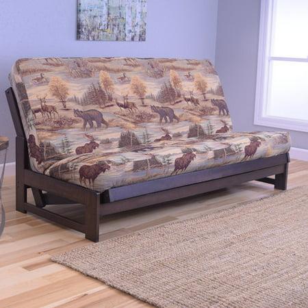 Kodiak Furniture Aspen Futon And Mattress Walmart Com
