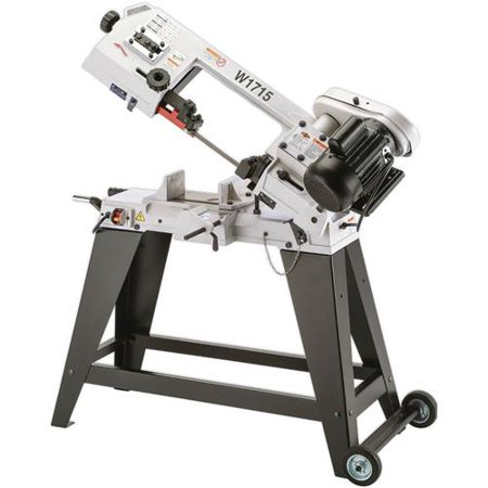 "Shop Fox W1715 4-1/2"" x 6"" 3/4 HP Metal-Cutting Bandsaw"