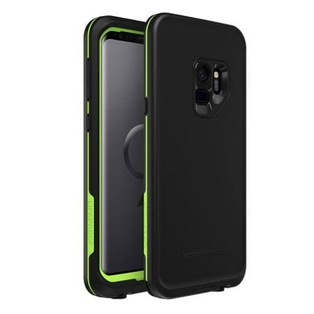 LifeProof FRE Series Phone Case for Samsung Galaxy S9 - Black
