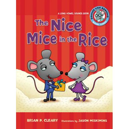 #3 the Nice Mice in the Rice : A Long Vowel Sounds (Nice Mice)