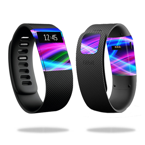 MightySkins Protective Vinyl Skin Decal for Fitbit Charge Watch cover wrap sticker