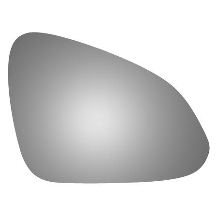 Regal Right Mirror (For 2011-16 BUICK REGAL Passenger Side Glass Only Convex Mirror Glass)