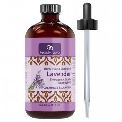 Beauty Aura Lavender Oil 4 Oz