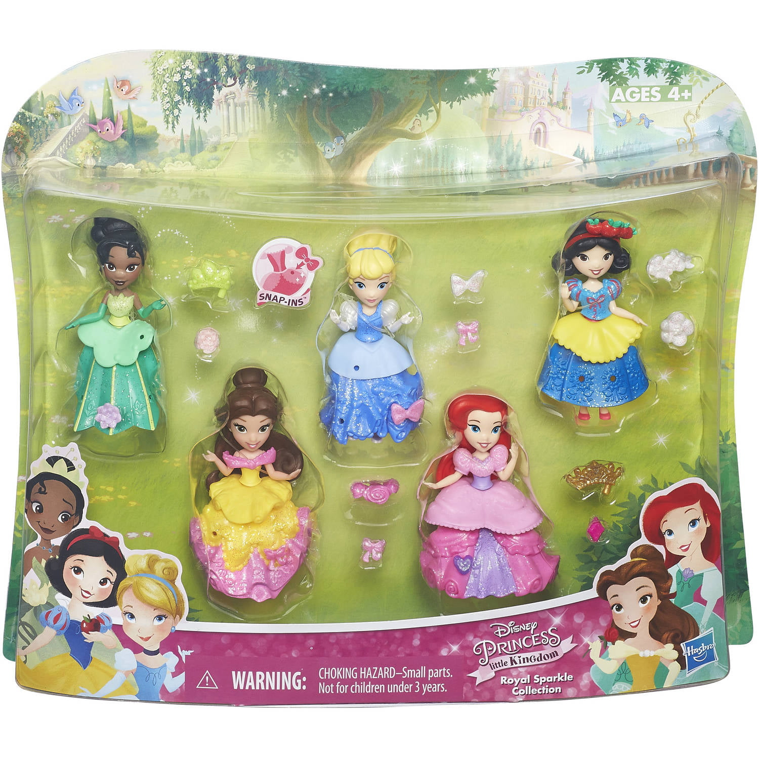 Disney princess little kingdom royal sparkle collection for Small princess