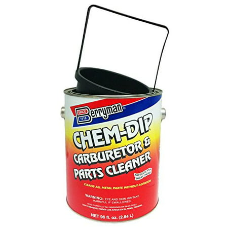 Berryman 0996 Chem-Dip Carburetor, Fast-acting immersion cleaner By Berryman