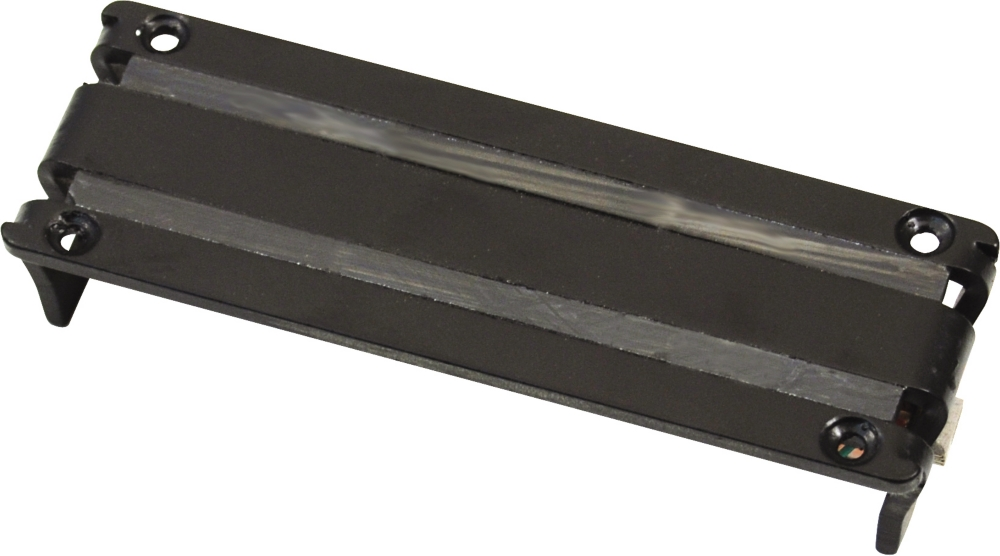 Lace Alumitone Bass Bar 4.5 6-String Black by Lace