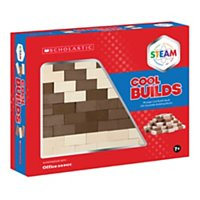 Scholastic STEAM Cool Builds Activity Kit, Grades 2 To 5