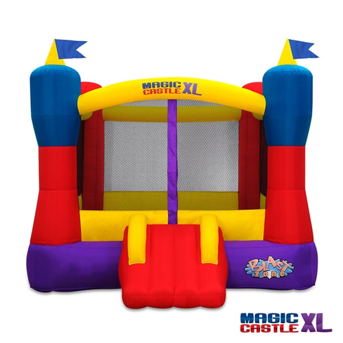 Blast Zone Magic Castle XL 10 Bouncer by Generic