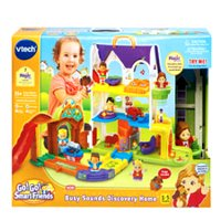 New 504201  Vtech Busy Sounds Discovery Home Wm (2) (2-Pack) Action Cheap Wholesale Discount Bulk Toys Action