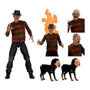 """Nightmare on Elm Street - 7"""" Scale Action Figure - Ultimate Part 2 Freddy"""
