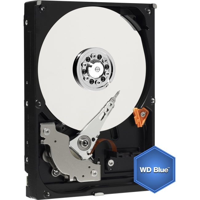 "WD Blue WD7500BPVX 750 GB 2.5"" Internal Hard Drive - SATA - 5400 - 8 MB Buffer - Hot Swappable"