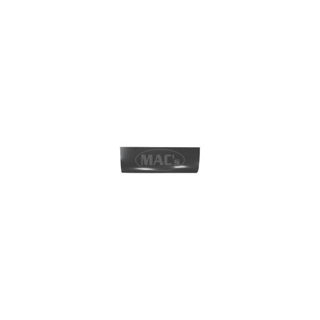 MACs Auto Parts Premier  Products 48-26619 Ford Pickup Truck Lower Door Skin Patch Panel - 11 High - Outer Left