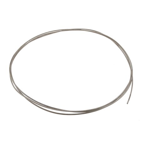 2PCS FeCrAl 2.5M 8.2ft 2.5mm 10AWG Resistance Heater Wire