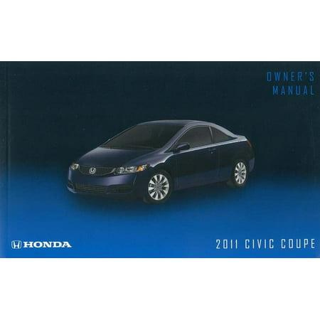 bishko oem maintenance owners manual bound  honda civic coupe  walmartcom